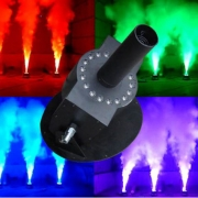 Kit Jet Geyser Co2 Cannone Dmx + Tubi + Led