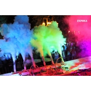 CANNONE HOLI COLOR POLVERI COLORATE CO2